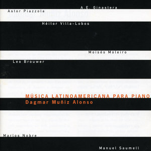 Música Latinoamericana para Piano