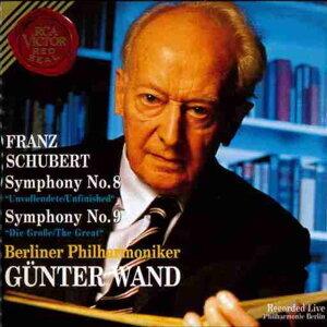 FRANZ SCHUBERT Symphony No. 8&Symphony No. 9