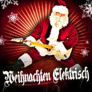 Weihnachten elektrisch (Instrumentale Versionen von Weihnachtsliedern mitelektrischer Rock Gitarre)