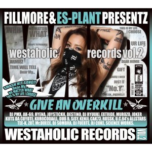 WESTAHOLIC RECORDS vol. 2