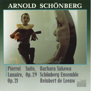 Schönberg: Pierrot Lunaire, Op.21 - Suite, Op.29