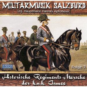 Historische Regimentsmärsche der k.u.k. Armee - Folge 7