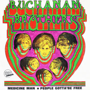 Medicine Man / People Gotta Be Free - Single