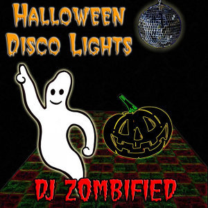 Halloween Disco Lights