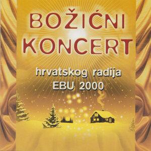 Bozicni koncert hrvatskog radija EBU 2000