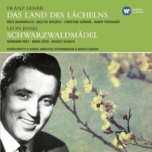 Lehár: Das Land des Lächelns (&Jessel: Schwarzwaldmädel & Strauss II: Lieder/Duette)