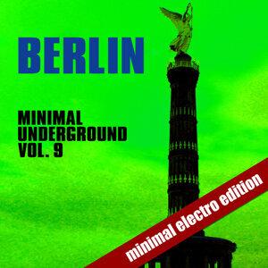 Berlin Minimal Underground - Vol. 9