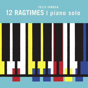 12 Ragtimes [piano solo]