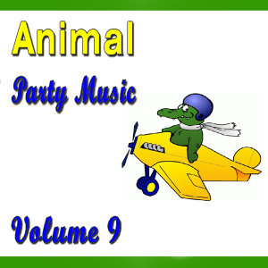 Animal Party Music, Vol. 9 (Europe Edition)