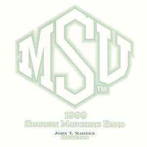 Msu 1999 Spartan Marching Band