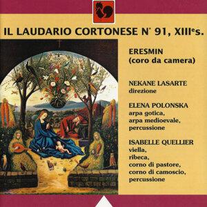 Il Laudario Cortonese No. 91, XIIIth Century