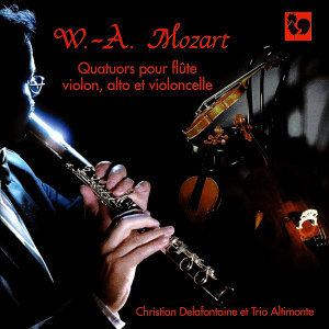 Mozart: Quartet for Flute, Violin, Viola and Cello