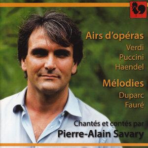 Verdi, Puccini & Handel: Airs d'opéras - Duparc & Fauré: Mélodies