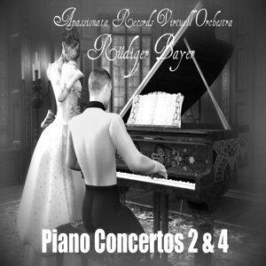 Piano Concertos No. 2 & 4