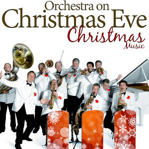 Orchestra On Christmas Eve. Traditional Carols