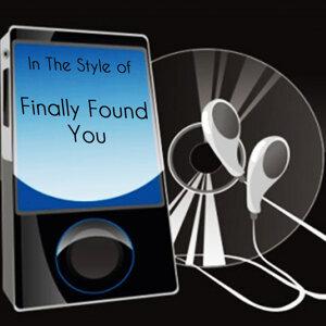 Finally Found You (Tribute to Enrique Iglesias Feat. Sammy Adams)