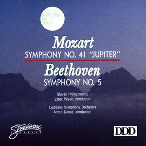 Mozart - Symphony No. 41 / Beethoven - Symphony No. 5