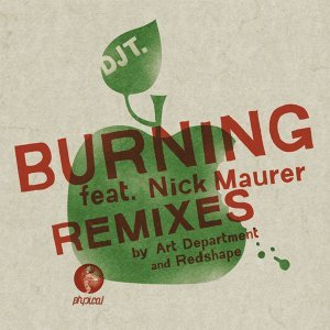 Burning [Feat. Nick Maurer]
