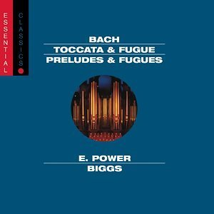 Bach: Works for Organ