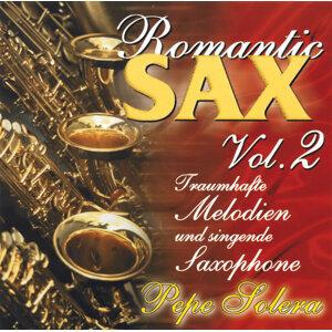 Romantic Sax Vol. 2