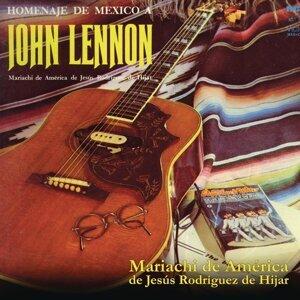 Homenaje de México a John Lennon