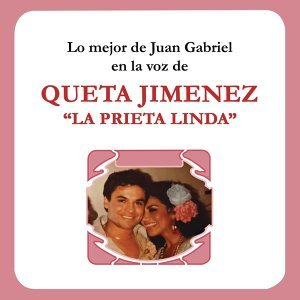 Lo Mejor de   Juan Gabriel en la Voz de la Prieta Linda