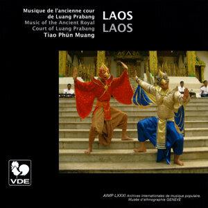 Laos: Musique de l'ancienne cour de Luang Prabang (Music of the Ancient Royal Court of Luang Prabang)