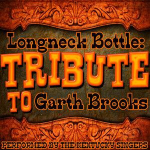 Longneck Bottle: Tribute to Garth Brooks