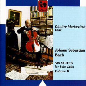 Bach: 6 Suites for Solo Cello, Vol. 2