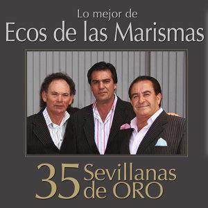 Lo Mejor de Ecos de las Marismas. 35 Sevillanas de Oro