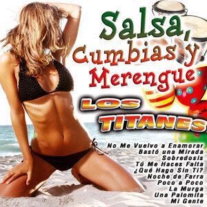 Salsa, Cumbias y Merengue