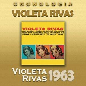 Violeta Rivas Cronología - Violeta Rivas (1963)