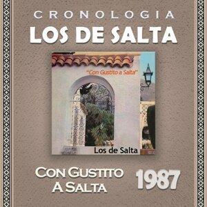 Los de Salta Cronología - Con Gustito a Salta (1987)