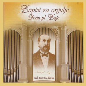 Zapisi za orgulje - Ivan pl. Zajc