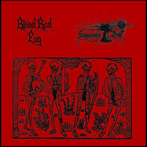 Blood Red Fog / Funerary Bell