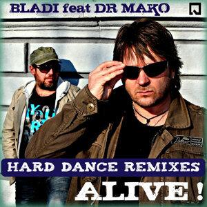 Alive! Hard Dance Remixes - EP