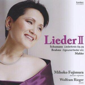 ドイツ歌曲集 II