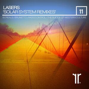 Solar System Remixes - EP