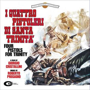 I quattro pistoleri di Santa Trinità