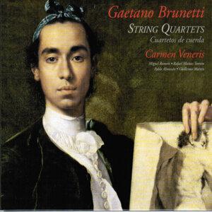 Gaetano Brunetti: String Quartets