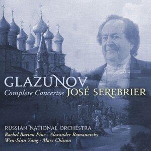 Glazunov : Complete Concertos