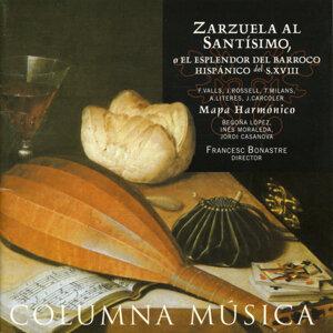 Zarzuela Al Santísimo, o El Esplendor del Barroco Hispánico del S.XVIII