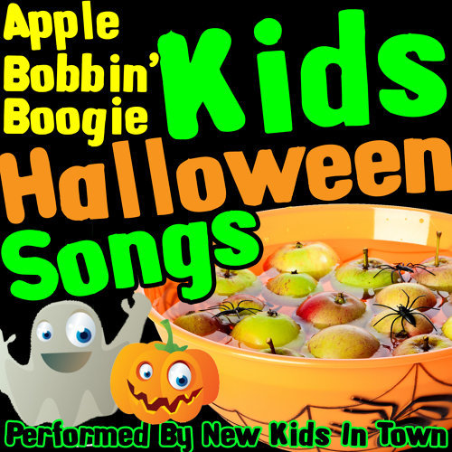 Apple Bobbin' Boogie: Kids Halloween Songs