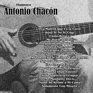 Flamenco: Antonio Chacón
