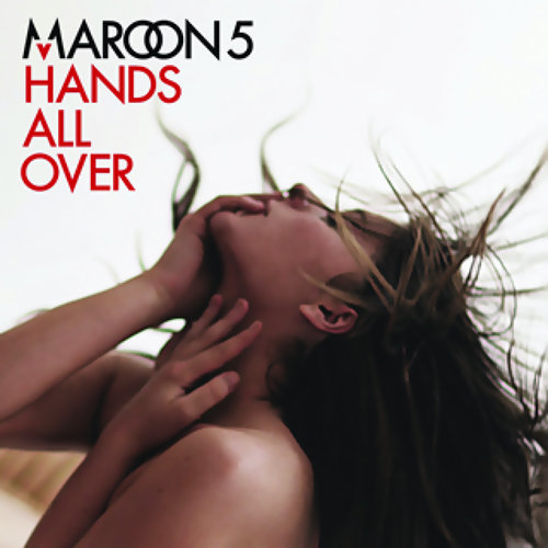 Hands All Over - Asia Deluxe Version