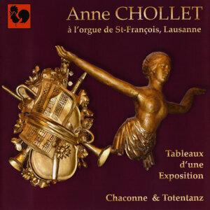 Mussorgksy: Tableaux d'une exposition – Bach: Chaconne – Liszt: Totentanz (Transcriptions pour orgue)