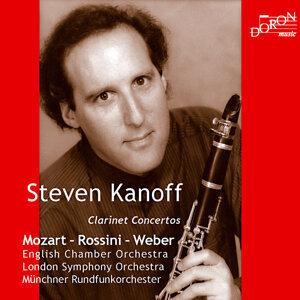 Mozart, Rossini & Weber: Clarinet Concertos