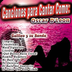 Canciones para Cantar Como: Oscar d'Leon