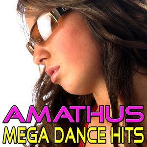 Amathus Mega Dance Hits - Best of Dance, House, Electro, Trance & Techno Music