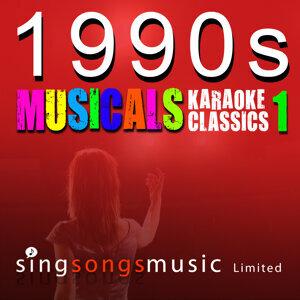 1990s Musicals - Karaoke Classics, Vol. 1